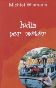 Omslag India per motor van Michiel Wismans voor het Marketinghuis