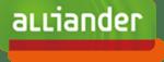 Logo Alliander voor het Marketinghuis